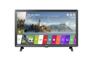 "MONITOR TV SMART 24"" LG 24TL520SPS"