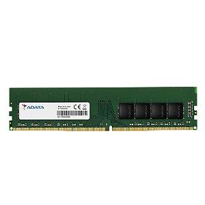 MEMÓRIA ADATA 8GB DDR4 2666MHZ - AD4U2666W8G19S