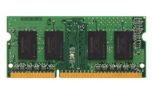 MEMÓRIA KINGSTON NOTEBOOK 4GB DDR3 1333MHZ KVR13S9S84