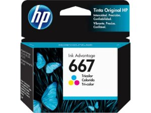 CARTUCHO HP 3YM78AL COLOR (667) 2ML