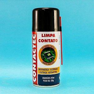 SPRAY LIMPA CONTATO IMPLASTEC 130G