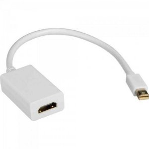 ADAPTADOR MINI DISPLAYPORT PARA HDMI STORM 15CM