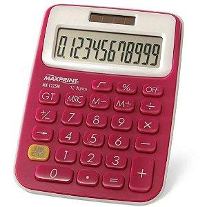 CALCULADORA MAXPRINT MESA MX-125M ROSA 754647