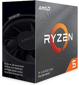 PROCESSADOR AMD RYZEN R5 3600 BOX AM4 3.6 GHZ