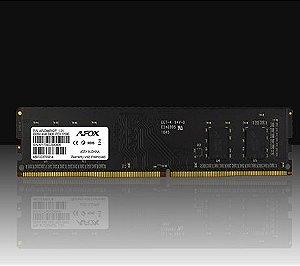 MEMÓRIA DESKTOP AFOX 8GB DDR4 2400MHZ AFLD48EH1P