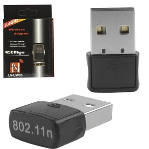 ADAPTADOR USB WIRELESS 150MBPS NANO