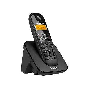 TELEFONE SEM FIO INTELBRAS TS3110 PRETO EXPANSIVEL RAMAIS