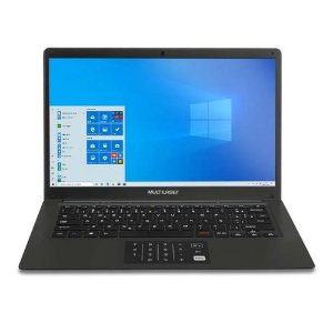 """NOTEBOOK MULTILASER PC310 PENTIUM/64GB/4GB/14""""/W10"""