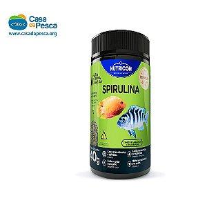 RAÇÃO NUTRICON SPIRULINA 40 G