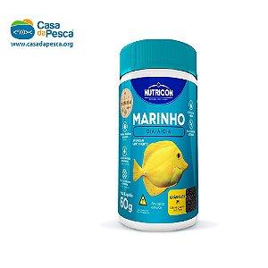 RAÇÃO NUTRICON MARINHO DIA-A-DIA M 60 G