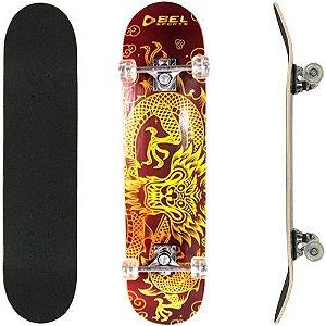 Skate Street Semi Profissional Bel - Dragão