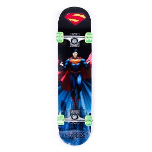 Skate Street Liga da Justiça Super Man