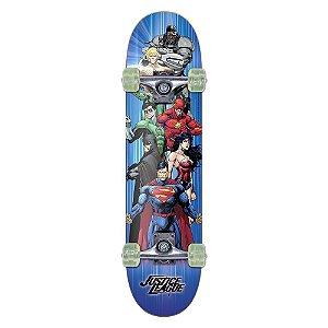 Skate Street Liga da Justiça Heróis