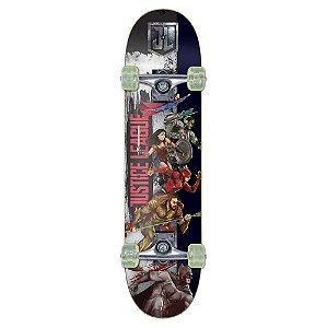 Skate Semi Profissional Liga da Justiça