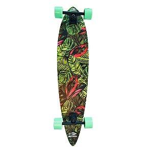 Skate Longboard Mormaii Folhas 105cm