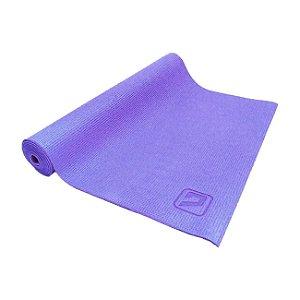 Tapete de Yoga Mat para Exercícios 173cm - Roxo