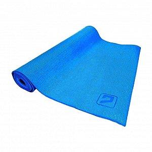 Tapete de Yoga Mat para Exercícios 173cm - Azul