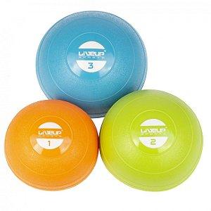 Toning Ball - Bola Tonificadora - Kit Liveup