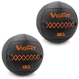 Kit Wall Ball 4Kg e 6Kg