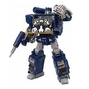 Transformers War for Cybertron Soundwave