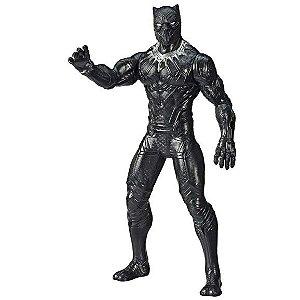 Boneco Vingadores Pantera Negra Marvel 25cm
