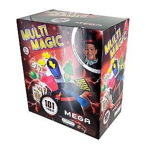 Kit de Mágica Multimagic Mega 101 Truques
