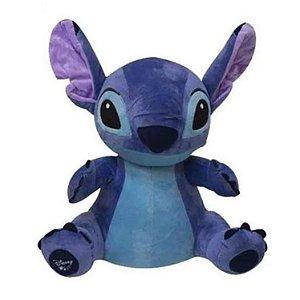 Lilo e Stitch Boneco de Pelúcia Disney 30cm com som