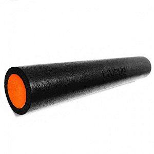 Rolo para Pilates e Yoga em Espuma 90cm Preto