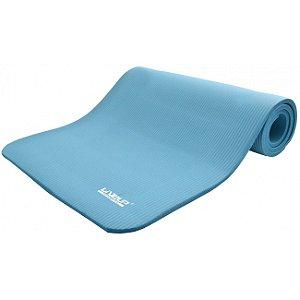 Colchonete Academia Tapete Yoga de Espuma - Azul