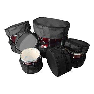 Kit bateria 5 peças BAG Solid Sound