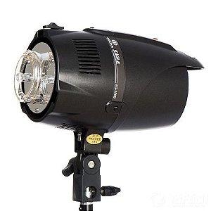 Flash Para Estúdio Fotográfico Tolifo EG-250B Tocha 250w 220v