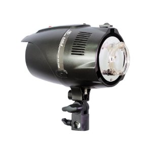 Flash Para Estúdio Fotográfico Tolifo EG-250B Tocha 250w 110v
