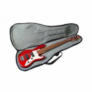 Case para Baixo Jazz Bass Solid Sound Hard Bag