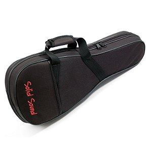Case para Cavaquinho Solid Sound Hard Bag