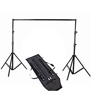 Suporte para Fundo Infinito YS300 - Armação 3x3m