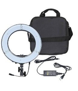 Iluminador LED Ring Light RL-18 Greika