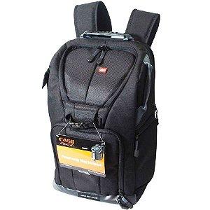 """Mochila para Câmera Fotográfica, Tripé e Notebook 15"""" - Easy EC-8805"""