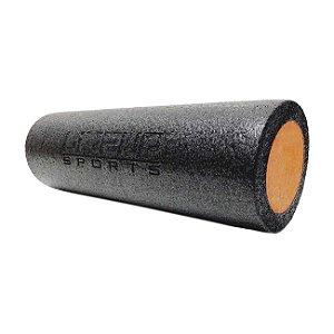 Rolo De Pilates e Yoga Em Espuma 45cm Foam Roller Liveup