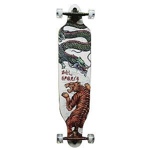 Skate Longboard Profissional 105cm - Long Classic