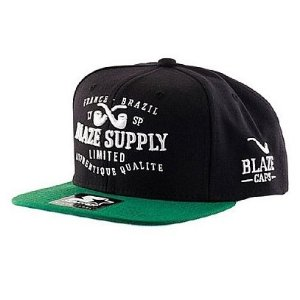 Boné Blaze Supply Starter Limited Green