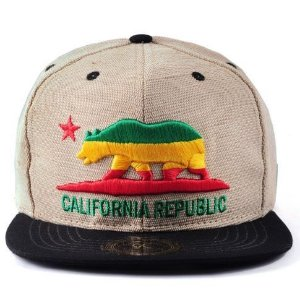 Boné Snapback Other Culture Califa Reggae