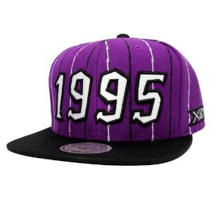 Boné Mitchell & Ness Expansion Pack 1995 Snapback Toronto Raptors