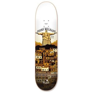 Shape Blaze Supply Favelas/ Jhony Melhado 7,75""