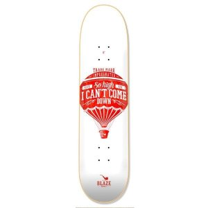 Shape Blaze Supply High White 8""