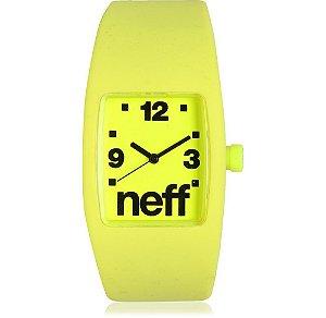 Relogio Neff Bandit - Amarelo