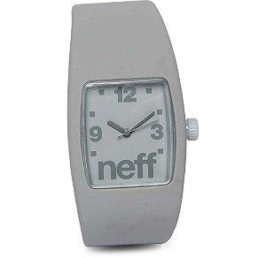 Relógio Neff bANDIT - Cinza