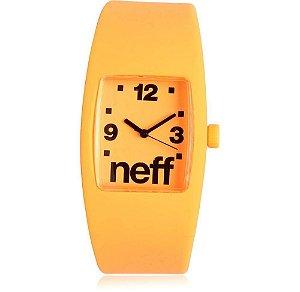Relógio Neff Bandit - Laranja