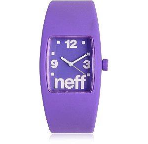 Relógio Neff Bandit - Roxo
