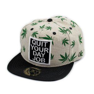 Boné Other Culture Strapback Quit Your Day Job