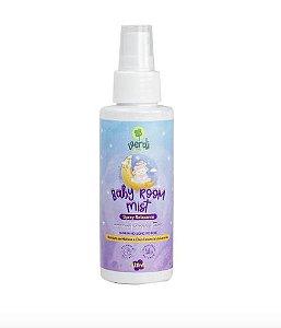 Spray Relaxante Aromaterapêutico com Hidrolato de Melissa e Óleo Essencial de Lavanda